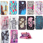Flip Leather Wallet W/ Strap Card Case Cover For LG G4 Stylus/G Stylo/LS770/Leon