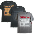 Vision Street Wear Mens Logo Shortsleeve T-Shirt