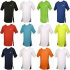 More Mile Palermo Boys Junior Running Gym Exercise Training T-Shirt Tee Top