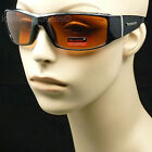 Hd high definition sunglasses blue ray blocker amber lens drive vision sport