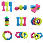 Cute Rubber Resistant Bite Clean Teeth Chew Training Toy For Pet Dog Cat Puppy