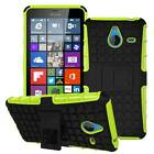 Fashion Heavy Duty Hybrid Shockproof Armor Hard Stand Case Cover For Nokia Tab