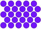 40mm Circle Dot Self Adhesive Sticky Stickers Labels, Lots of colours available!