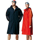 Boys Girls Thick Sport  Swim Swimming Pool Parkas Long Coat Jacket Hooded Warm