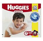 Huggies Snug & Dry Diapers Trusted  Leakage Protection SureFit Choose your size