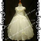 #PFI8 Girls Wedding Holiday Birthday Pageant Party Graduation Evening Dress Gown