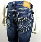 True Religion $369 Men's Ricky Rope Stitch Super T Brand Jeans - MV97NTX5