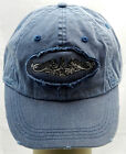 """""""Dolphin""""  Baseball Cap 100% washed cotton twill, adjustable, authentic pigment"""