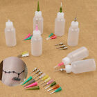 Внешний вид - 16PCS Nozzle+2 Bottle Henna Kit Applicator Paste Tattoo Body Drawing Making Tool