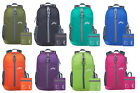 More Choices Backpack School Camping Hiking Outdoor Travel Rucksack Daypack Bag