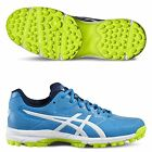 Asics Gel-Neo 4 Blue/White/Yellow Hockey Shoes