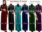 SALE Fatima Beautiful Kaftan Farasha Khaleeji Abaya Jilbab Maxi Dress
