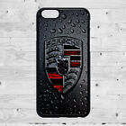 Porschwe expensive Lux Sport car case cover iPhone  5 5c 5s 6 6s 6plus+Samsung