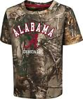 Toddler Realtree Camo Alabama Crimson Tide Bama Short Sleeve Tee