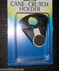 New! Universal Fit Clip-On Walking Cane Stick Holder Attachment Accessory 7/8""