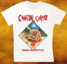 CANNIBAL CORPSE HAMMER SMASHED FACE DEATH METAL CHRIS BARNES UNISEX TSHIRT 245
