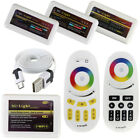 2.4G Wireless Mi-Light RF Remote 4-zone WiFi RGBW WW/CW RGB LED Strip Controller
