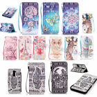 Cards Wallet Flip PU Leather Phone 3D Pattern Case Cover For LG G Stylo 2 LS775