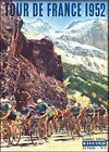 Vintage 1952 Tour de France Cycling Poster A3 Print