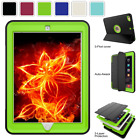 LOT Smart Magnetic Shockproof Heavy Duty Case Cover for Apple iPad Min&Air&Pro