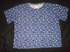 Women's 'Blue Anim' Boxy Tee, Sizes: 8 , 10, 14, 16, 18 & 20, BNWT!!!