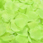 500pcs Silk Rose For Wedding Table Flower Petals Decorations Event Party Supplie
