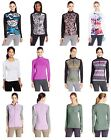 Hot Chillys Women's Vest Crewneck or Zip Tee Base Layer All Sizes Colors