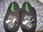 Disney Store Frankenweenie Sparky & Persephone Slippers Size 3/4 or 5/6 NEW