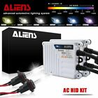 Aliens HID Conversion Kit Slim Digital Ballast  Xenon Bulb All Bulb Size Color