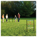 Redneck Golf Outdoor Lawn Games Backyard Metal Ladderball Toss Hillbilly Beach