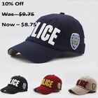 NORTHWOD High Quality Police Cap Unisex Military Hat baseball cap Adjustable Hat
