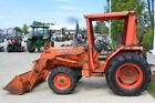KUBOTA L2850 COMPACT TRACTOR INCLUDING LOADER NA# 138704