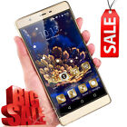 "UK New Smartphone 6"" Unlocked Android 5.1 Dual SIM Quad Core 3G For Mobile Phone"