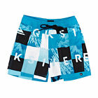 Quiksilver Board Shorts - Quiksilver Toddler Check Remix Board Shorts