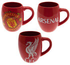 Ceramic Barrel Shaped Mug New & Official Liverpool / Arsenal / Manchester United