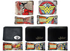 Mini Travel Card Wallet Purse - Batman/Flash/Harley Quinn/Wonder Woman - New
