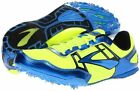 Mens Brooks PD MD 46.61 Running Spike Track Lace Up Trainers Shoes UK Size 10
