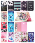 Colourful Ultra Slim Stand Wallet Leather Hard Case Cover For Samsung Tab A 10.1