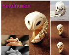 wholesale 1/5/12pcs alloy Fashion Small white snake rings