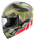 ICON Airframe Pro DEPLOYED Full-Face Motorcycle Helmet (Camo) Choose Size
