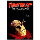 Friday The 13th Horror Movie Silk Poster 12x18 24x36inch 003