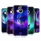 HEAD CASE DESIGNS NORTHERN LIGHTS SOFT GEL CASE FOR HTC PHONES 2