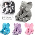 Large Baby Kid Children Elephant Doll Pillow Cushion Soft Plush Stuff Toys Xmas