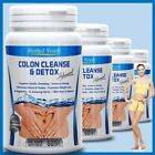 COLON CLEANSE CAPSULES 2000mg DAILY WEIGHT LOSS DIET DIETARY FIBER DETOX PILLS $6.25 USD on eBay