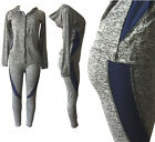 womens duds gym fitness yoga workout activewear cycling jacket+leggings set