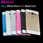 Glistening Hard Phone Case Cover for Samsung Galaxy S4 S5 S6 A3 A5 A7 Note3 4