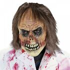 Zombie Mask Adult Scary Halloween Costume Fancy Dress