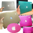 "Sparkle Bling Shiny Hard Glitter Case Cover For Macbook Pro Air11""13""15""Retina12"