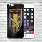 Aston Villa Football case cover Logo UV Case Cover for iPhone HTC Huawei P9 LG