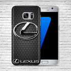 Lexus sport Car elite of lexus  Logo UV Case Cover for Samsung Galaxy S, J, A